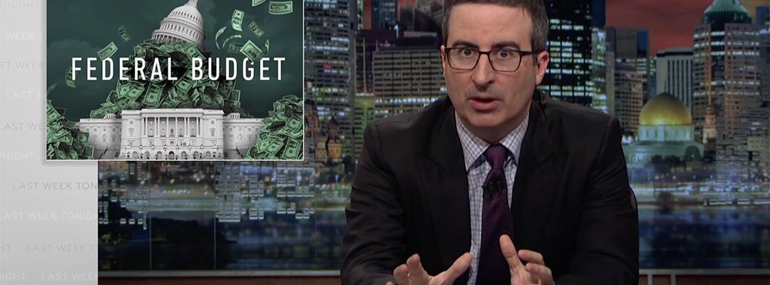 oliver trump budget