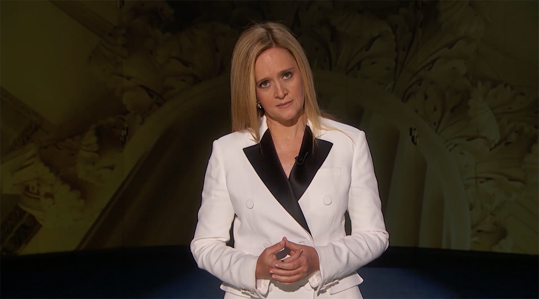 samantha bee not the white house correspondents dinner whcd