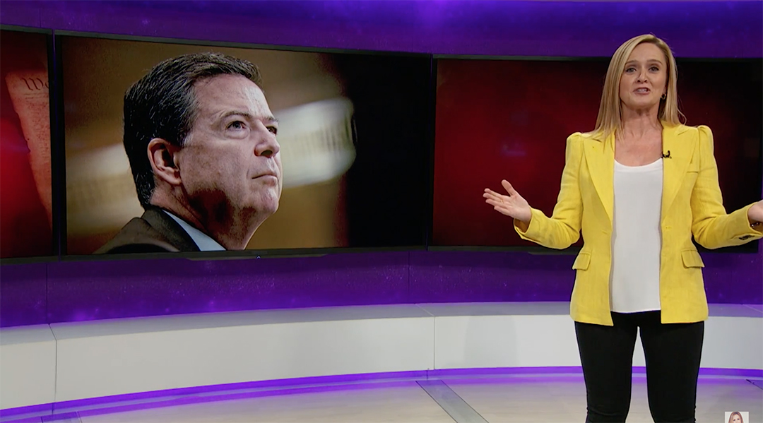 samantha bee james comey donald trump