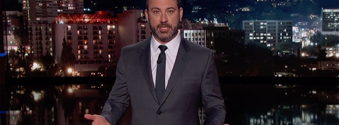 jimmy kimmel critics health care