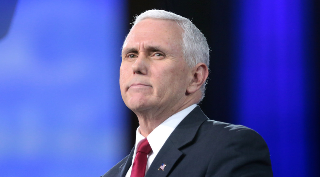 mike pence virtue president