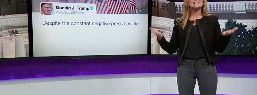 samantha bee full frontal donald trump covfefe