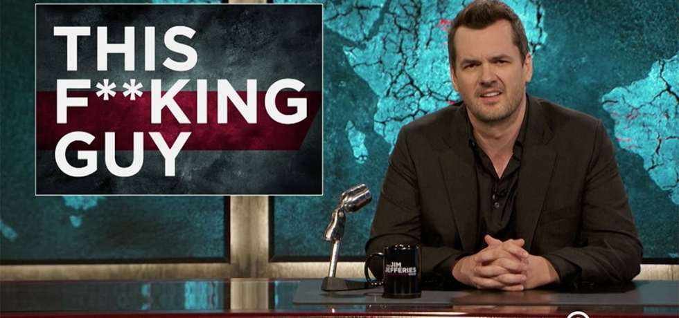 jim jefferies donald trump vladimir putin