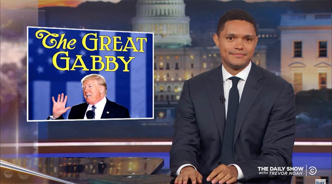 trevor noah jeff sessions russia donald trump