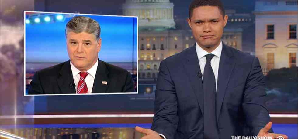 trevor noah donald trump jr russia fox news