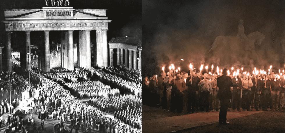 fourth reich Charlottesville nazis