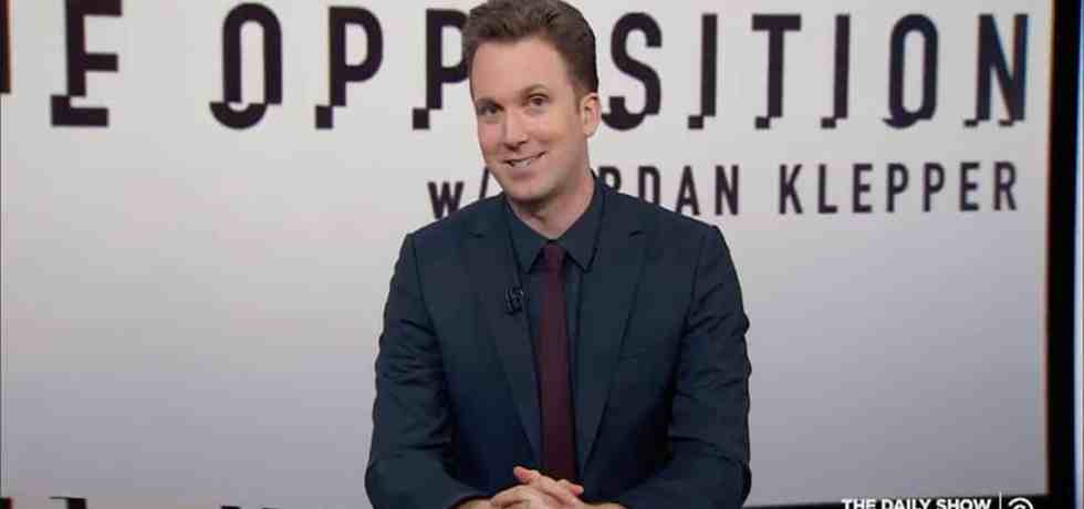 klepper opposition daily show comedy central alex jones
