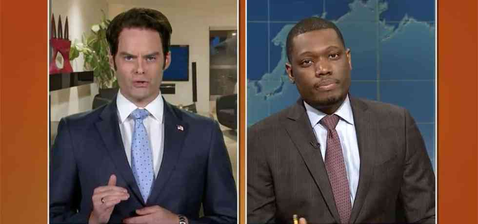 bill hader anthony scaramucci weekend updated che jost
