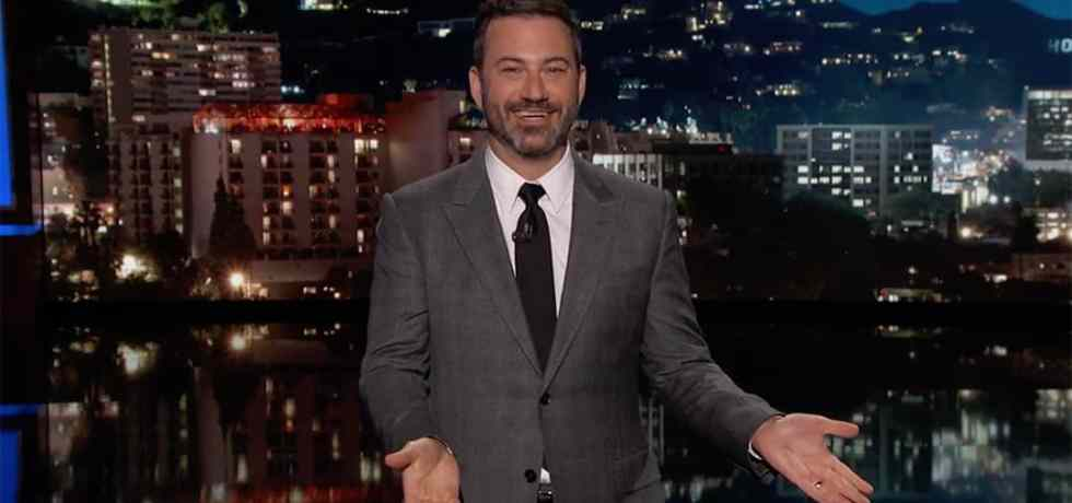 jimmy kimmel live melania donald trump