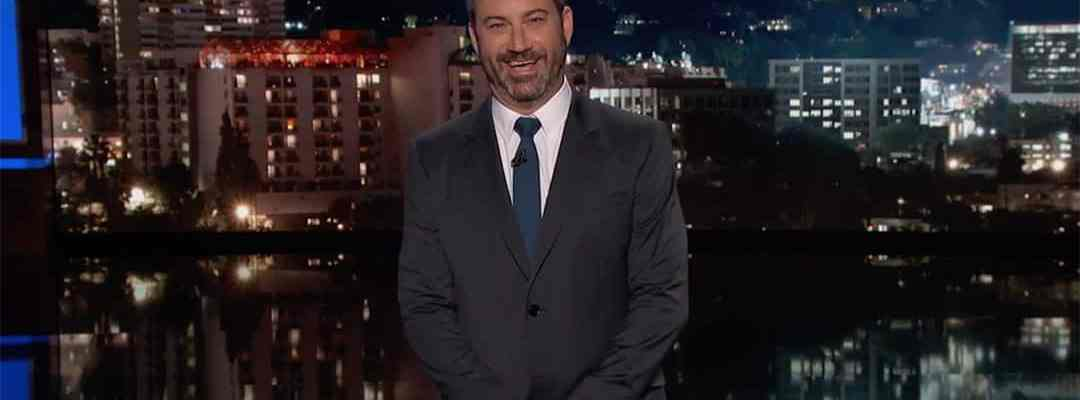 bill cassidy healthcare jimmy kimmel live