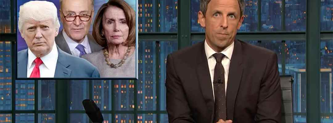 seth meyers trump immigration deal