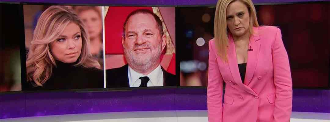 harvey weinstein samantha bee full frontal