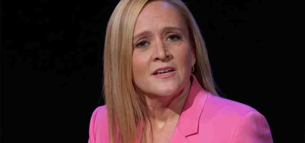 samantha bee harvey weinstein penis lanx