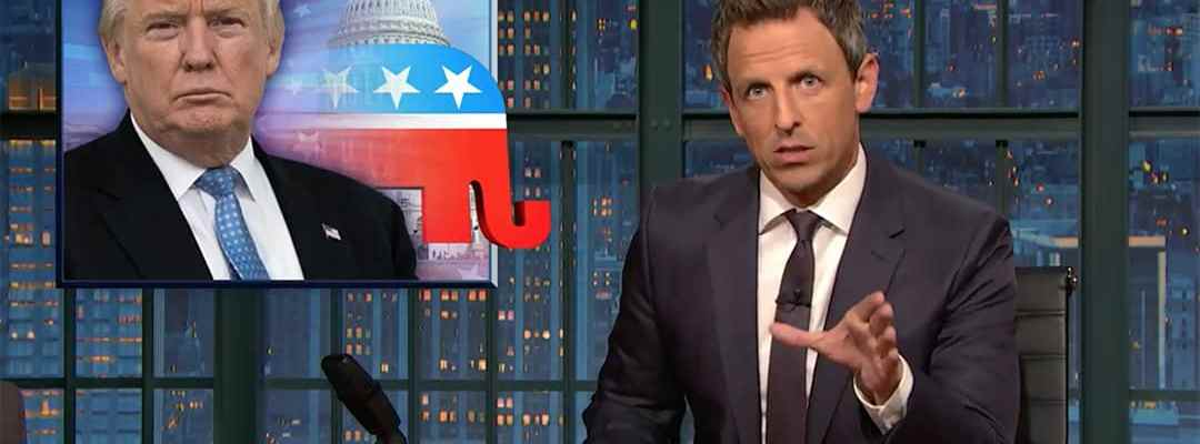 donald trump gold star widow seth meyers lanx