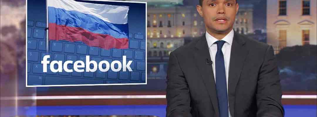 fake news facebook trevor noah daily show