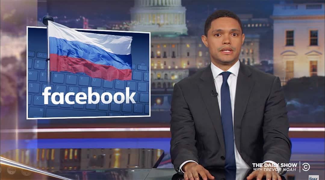 fake news facebook trevor noah daily show