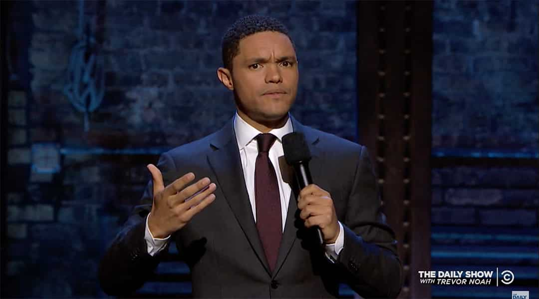 chicago trevor noah donald trump