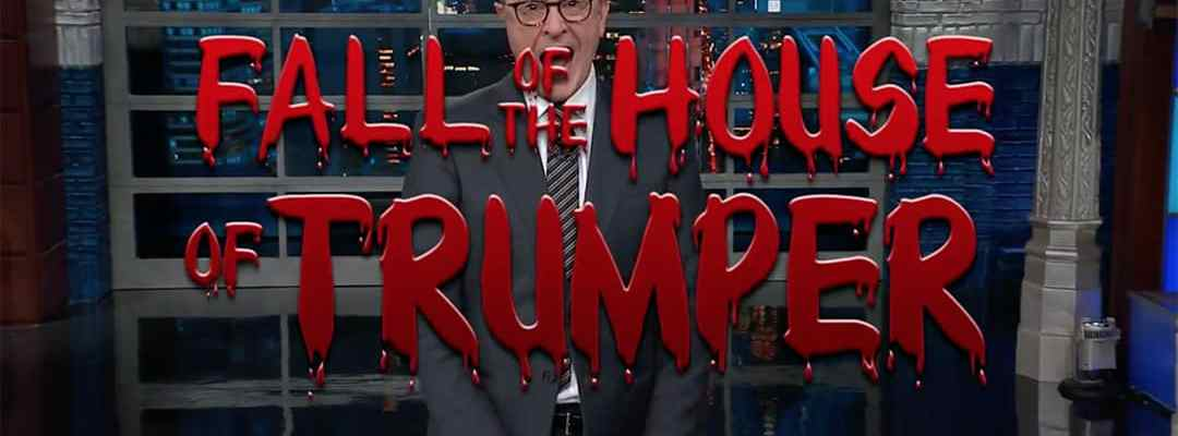 lanx colbert late show george papadopoulos