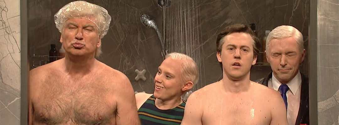 lanx donald trump snl paul manfort alec baldwin alex moffat