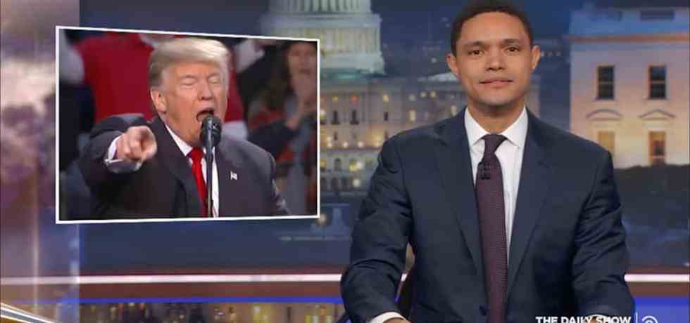 lanx daily show trevor noah roy moore donald trump sexual assault